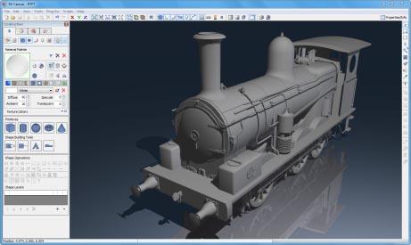 Darmowe programy do tworzenia grafiki 3d Online modeling program