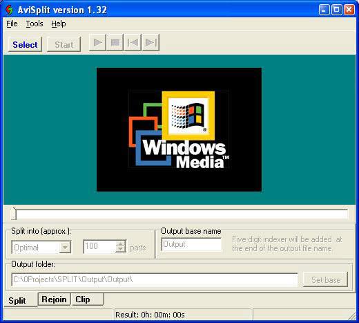 AviSplit Classic 1.43