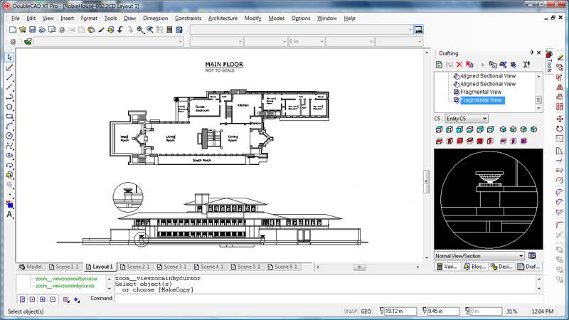 Darmowe programy cad programy do tworzenia grafiki for Cad 3d free italiano
