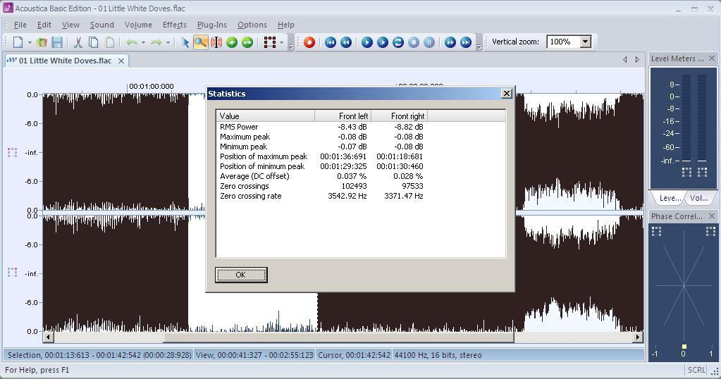 Acoustica Basic Edition 6.0 build 14