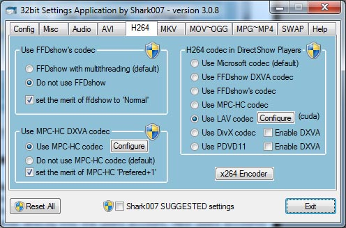 ADVANCED Codecs dla Windows 7/8 5.0.2