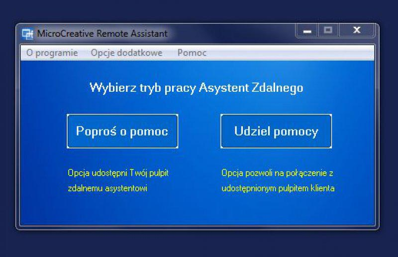 Asystent Zdalny 3.8.1.2.0.5