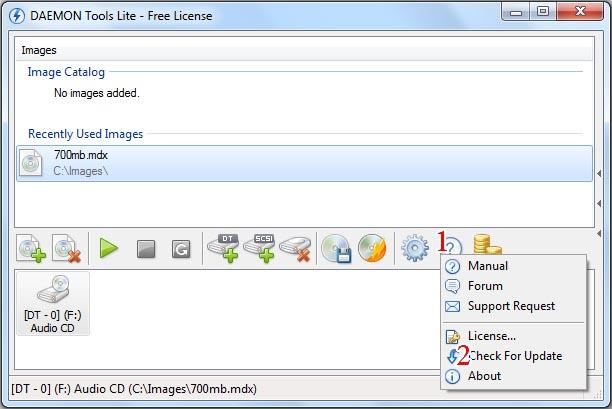 DAEMON Tools Lite 4.49.1.0356