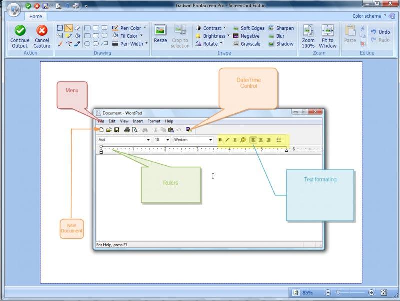 Gadwin PrintScreen 5.4.2