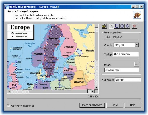 Handy Image Mapper 2.0