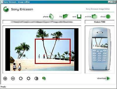 Sony Ericsson Image Editor 1.1