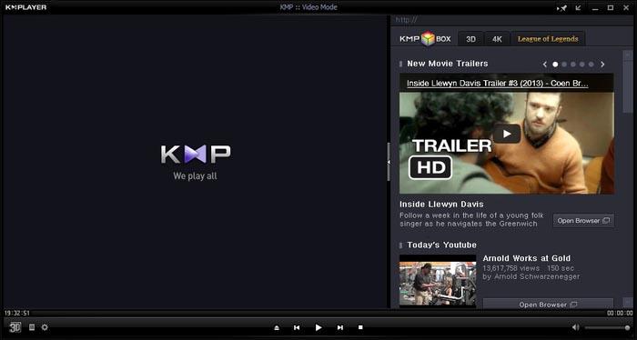 KMPlayer 3.9.1.132