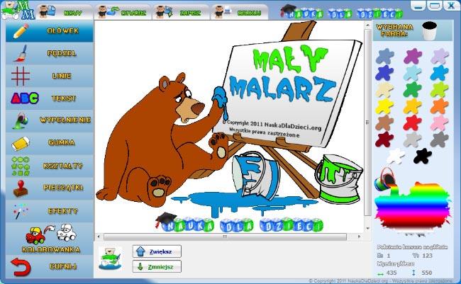 Maly Malarz 2 0 Darmoweprogramy Org