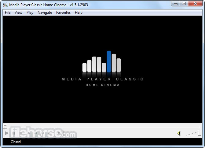 Media Player Classic - BE 1.4.3