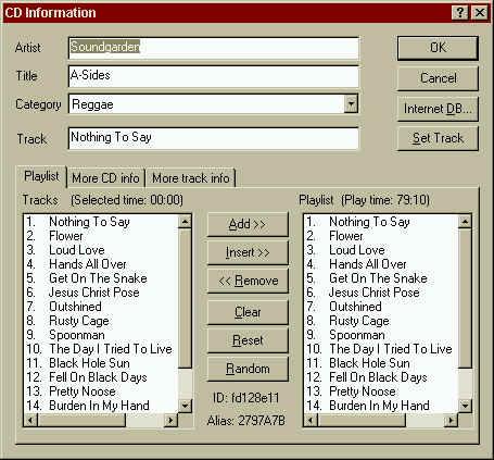 Notify CD Player 1.51.3