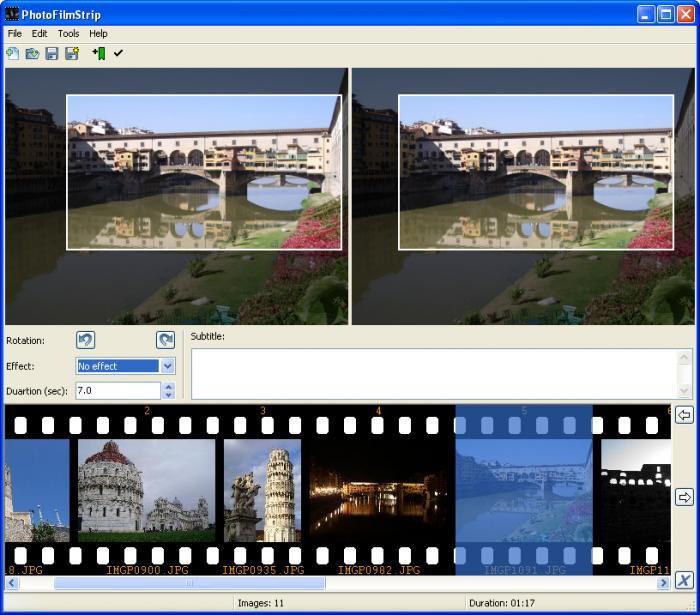 PhotoFilmStrip 2.0 RC1