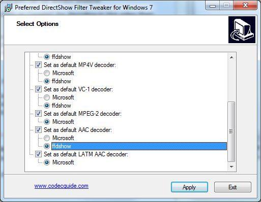 Najnowsze Kodeki Divx Xvid K Lite Codec Pack