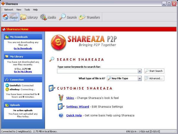 Shareaza 2.7.8.0