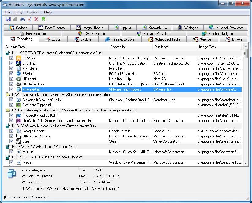 Sysinternals Suite Build 2015-01.19