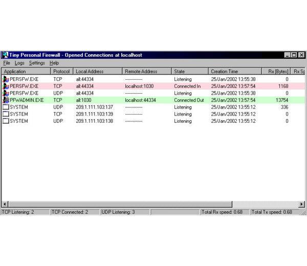 Programy Firewall - DarmoweProgramy.org